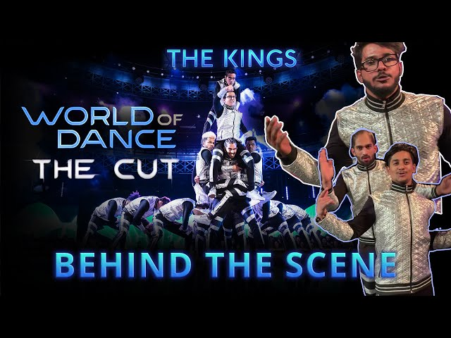 The Kings | Behind The Scenes | The Cut | NBC World of Dance Season 3