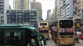 城巴 - 102 - 美孚往筲箕灣