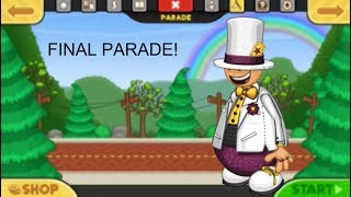 Papa's Pancakeria To Go! Final Parade