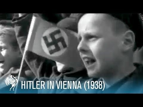 Hitler In Vienna (1938) | British Pathé