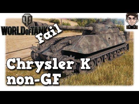 World of Tanks - Chrysler K ohne GF, Ohares Fails [deutsch | Replay] thumbnail