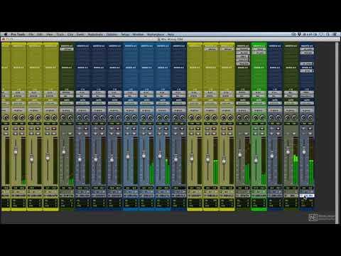 Pro Tools 302: Mixing EDM in Pro Tools - 24. Mastering Basics