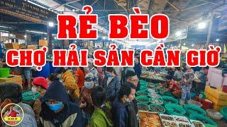Chợ Hải Sản Tươi Sống Cần Giờ Tour Du Lịch Khám Phá Saigon