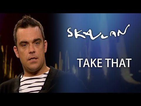 Take That Interview | Skavlan