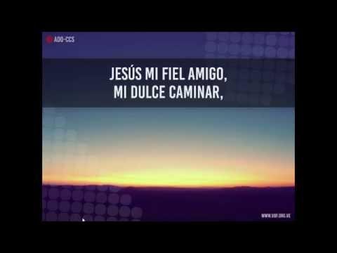 Abel Zavala | Jesús Mi Fiel Amigo | Letra (Descarga Las Diapositivas)