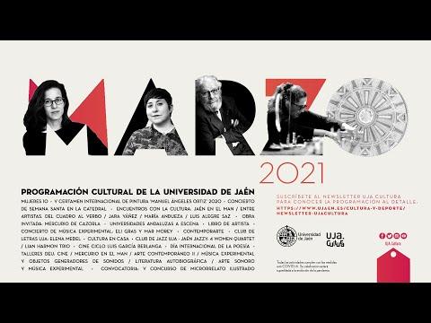 Agenda UJA.Cultura - marzo 2021