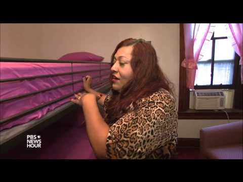 Giving homeless transgender youth a safe haven from the streets