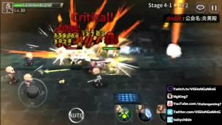 Soul Seeker Global | How to Farm 3 STARS [HD]