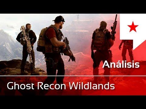 Análisis de Ghost Recon Wildlands para PS4 - Xbox One - PC
