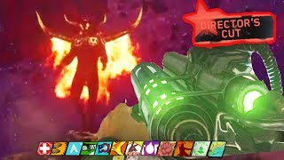 IW ZOMBIES SUPER EASTER EGG ENDING BOSS FIGHT THE BEAST FROM BEYOND EASTER EGG ENDING GAMEPLAY