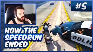 A Bold Strategy - How'd The GTA Speedrun End - Ep 147