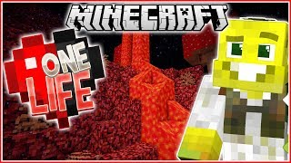 Back to The Nether!! | Minecraft One Life | Ep.25