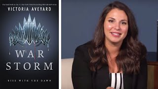 Red Queen Series: Victoria Aveyard Tells All!