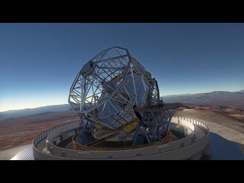 The New E-ELT Design Unveiled   ESOcast 84