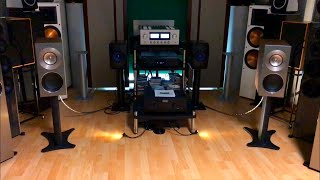 KEF Reference 1 & the voice