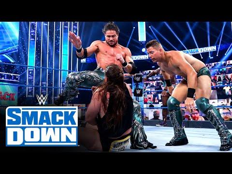Big E & Heavy Machinery vs. Sheamus, John Morrison & The Miz: SmackDown, August 28, 2020