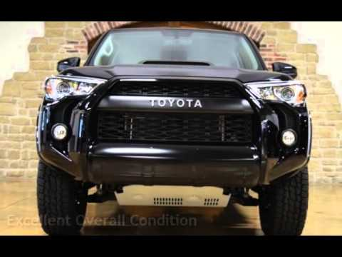 2015 toyota 4runner trd pro for sale in springfield mo youtube. Black Bedroom Furniture Sets. Home Design Ideas