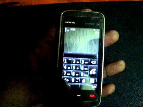 Nokia 5530 Theme Effect - 1. MT.avi