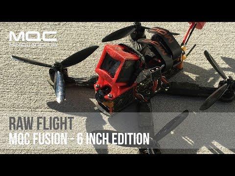 RAW FLIGHT // Six Inch Fusion