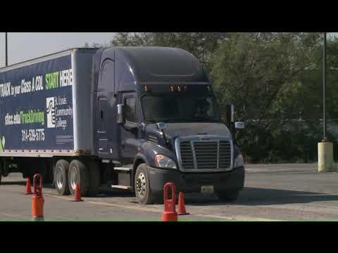 Truck Driver Shortage