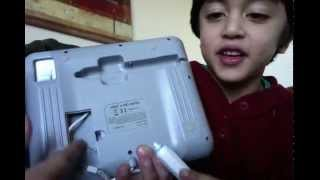Wii Udraw gaming toy tester