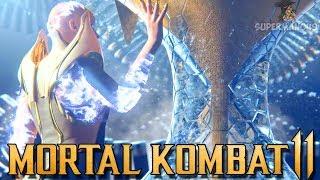 Mortal Kombat 11: NEW Character, Leaked Variation System & Time Travel? (Mortal Kombat 11)