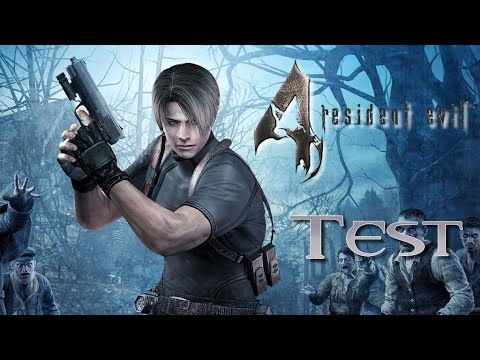 [FR] Resident Evil 4 vidéo test by BKC Diamond