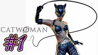 Catwoman (PC) walkthrough part 1