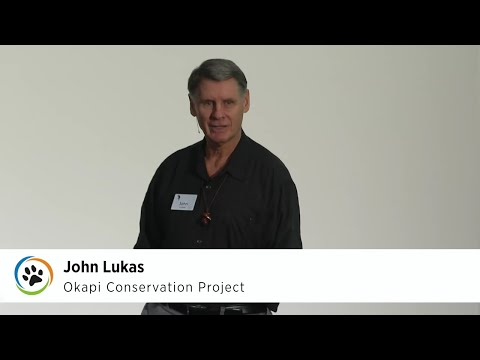 Okapi Conservation Project · John Lukas · SF Expo 2015