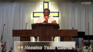 Bro Augustine Jebakumar Explains - Person born of rape (will of man) - Bilingual Tamil - English