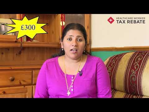 Rehab Nurse Jansamma Got a Rebate of £300