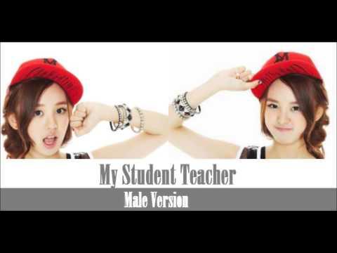 NC.A - My Student Teacher [Male Version]