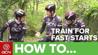 How To Get A Fast Start | Matt Does Cyclo-Cross Ep. 6