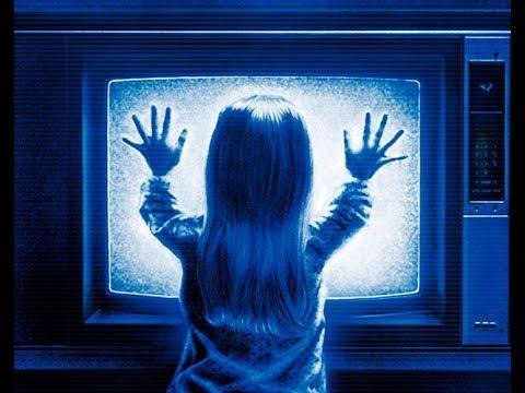 ¿Fantasmas en tu televisor?  Experimento