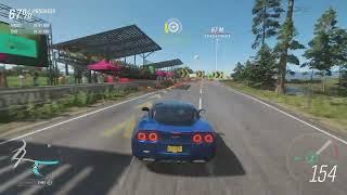 "Forza Horizon 4 - ""The Meadows Sprint"" TA Challenge in under 1:45 (Top Leaderboard Run)"
