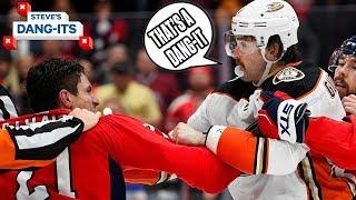NHL Worst Plays Of The Week: That's DISGUSTING!   Steve's Dang-Its