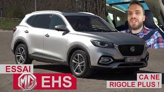 Essai MG EHS : Le SUV hybride rechargeable chinois qui a (presque) tout bon !