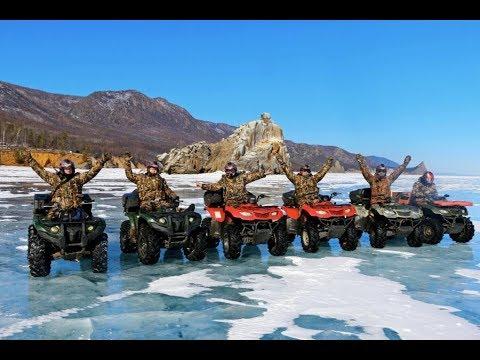 Лёд Байкала 2017. The Ice Of Lake Baikal 2017