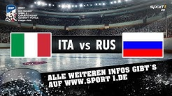 Italien - Russland 1:10 | Highlights | EISHOCKEY WM 2017