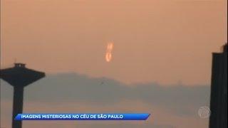 Objetos voadores não identificados intrigam moradores da zona oeste de SP
