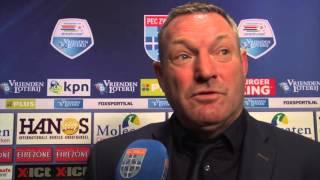 Reacties na PEC Zwolle - De Graafschap