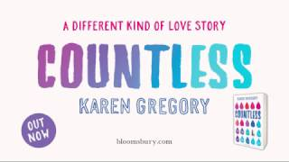 'Countless' by Karen Gregory. A different kind of love story …