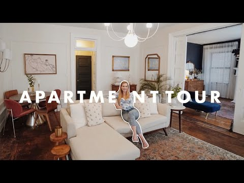 What $1,300 gets you in the Upper West Side | NYC Apartment Tours (2 bedroom)