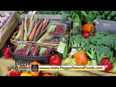 Peggy's Natural Foods Loyalty Program