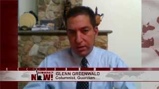 "Glenn Greenwald: Fury over Brooklyn College BDS Event is ""Desperation"" for Growing Israel Criticism"