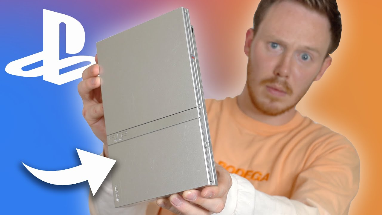 I Bought a PLAYSTATION 2 in 2020: GONE WRONG (Part 1)
