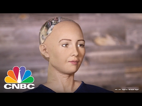 These Five Industries Are Being Revolutionized By AI | CNBC