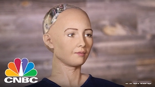 These Five Industries Are Being Revolutionized By AI   CNBC thumbnail