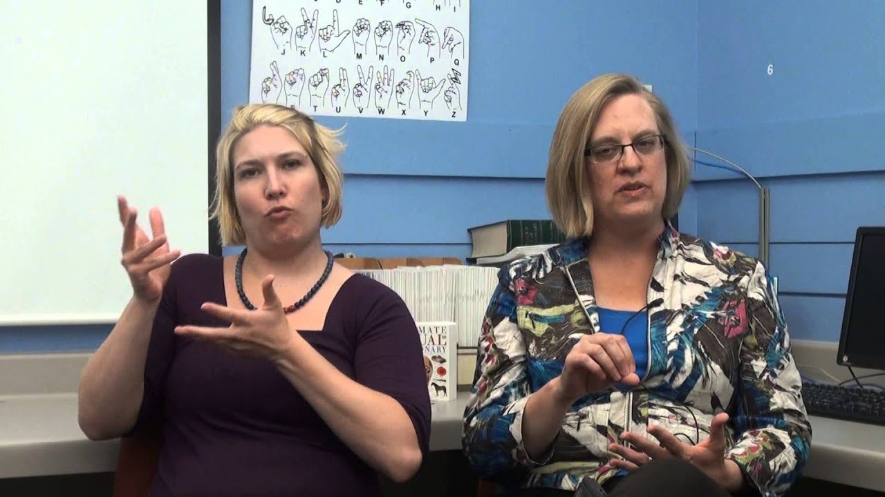 Interpreter Training Program Certified Deaf Interpreter Youtube
