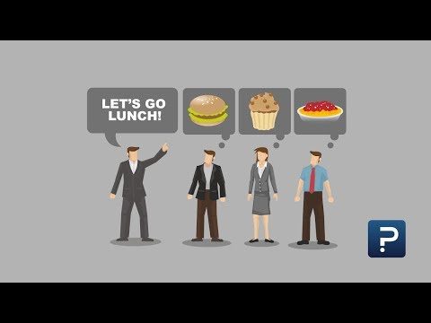 Making Decisions Shouldn't be this Hard - The Lunch Decision